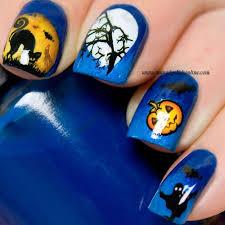 Halloween Nail Art Pumpkin - 787 best nail art fall autumn and halloween images on pinterest