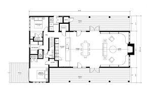 Open Floor Plan Ranch Open Floor Plan Modern Farmhouse Southern House Plans 87608 Home