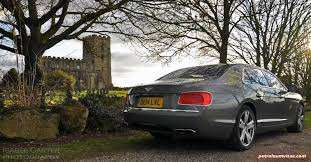 bentley continental flying spur rear the bentley flying spur v8 mulliner u0027s subtleties explored