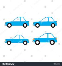 cartoon car cartoon car flat design set stock vector 507970672 shutterstock