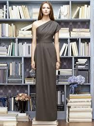 Draped Bodice Dress Dessy Lela Rose Lr217 Bridesmaid Dress Crepe Drape Bodice