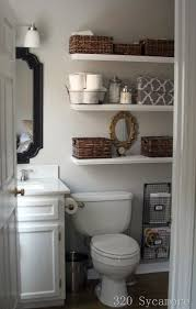 decorative ideas for small bathrooms 21 floating shelves decorating ideas small bathroom house and