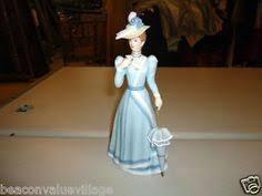 home interior porcelain figurines vintage homco home interiors camilla 1452 figurine pink