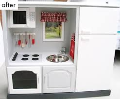 tv cabinet kids kitchen play kitchen from old tv cabinet oh baby kids recycling kids