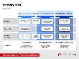 Strategy Template Powerpoint strategy template powerpoint aventium me