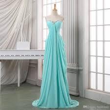 aquamarine bridesmaid dresses aquamarine cheap bridesmaid dresses 2017 strapless chiffon