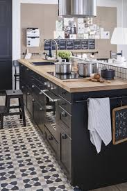 Black Kitchen Cabinets Pictures Best 25 Black Kitchen Paint Ideas On Pinterest Refinished