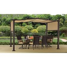 pergola outdoor accessories