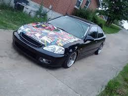 97 honda civic 1997 honda civic si clone 6 500 100506766 custom jdm car