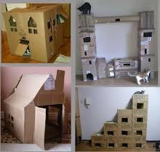 Cat Treehouse Diy Cat Condo Box U2026 Pinteres U2026