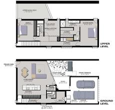 upstairs floor plans ocotillo mews next gen villas in uptown phoenix