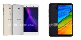 Xiaomi Redmi 5 Plus Lightning Sale On Xiaomi Redmi 5 Plus Just At 155 99 Sharp Z2