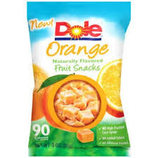 dole fruit snacks dole orange fruit snacks reviews in grocery chickadvisor