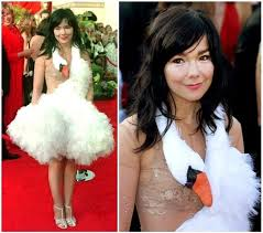 swan dress bjork swan dress how to make a costume sewing on cut out