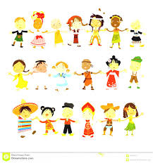 Usa Religion Map by World Religion Map For Kids Children Of The Stock Photos Image