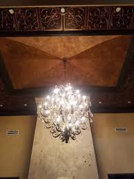 lilies and swirls u2013 faux tin ceiling tile u2013 24 u2033x24 u2033 u2013 204 u2013 dct