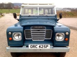 1975 land rover find used 1975 landrover defender 88 series 3 county staton wagon
