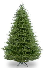 national tree 7 5 foot feel real spruce tree