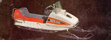 classic snowmobiles of the past june 2014