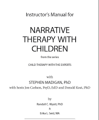 narrative therapy manual 28 images new post from speechbloguk