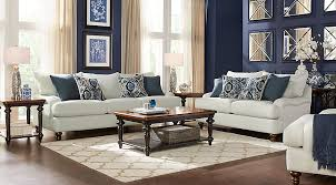 Rooms To Go Living Room Furniture by Azura Beige 7 Pc Living Room Living Room Sets Beige
