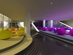 Karim Rashid Interior Design Concept For Ven Hotel Amsterdam 2015 By Karim Rashid Karim