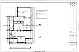 Slab Foundation Floor Plans Portfolio Construction Documents 201