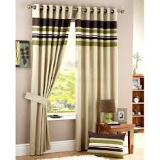 Green And Beige Curtains 14 Best Curtains Images On Pinterest Blinds Burlap Crafts And