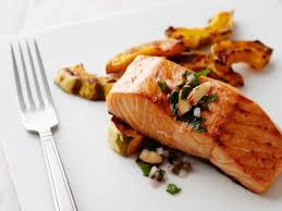 oven baked salmon recipe food network