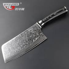 asian kitchen knives asian cleaver chopping and carving japanese damascus vg10 67