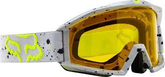 motocross goggles with camera 2017 fox racing main nirv goggles mx atv motocross off road dirt