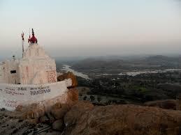 Yantrodharaka Hanuman Temple, Hampi