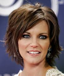 hairstyles short haircuts for women over 40 thick hair best