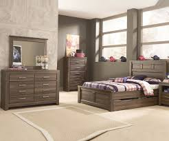 Full Size Trundle Bed Frame B251 Juararo Trundle Bed Boys Full Size Trundle Beds Ashley