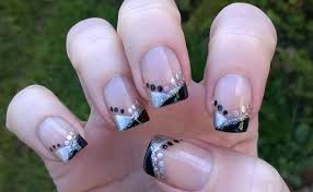 easy nail art designs for holidays elegant party u0026 new year u0027s eve