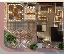 pizza shop floor plan marvellous design floor plans with pictures of interiors 11 plan