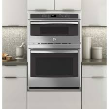overstock appliances kitchen ge profile 30 inch combination wall oven microwave overstock com