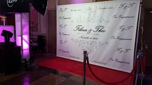 custom photo backdrops photo booths backdrops bravo sound