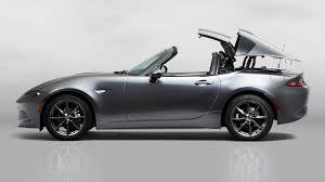 mazda sports car list mazda puts a lid on it new mazda mx 5 rf revealed at 2016 new