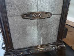Heritage Soapstone Wood Stove Surface Fissure On New Hearthstone Heritage Hearth Com Forums Home