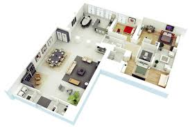 basement layouts enchanting bedroom 3d house collection also flats design