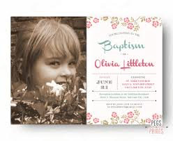 How To Make Your Own Invitation Cards Photo Baptism Invitations Dhavalthakur Com