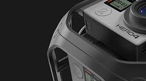 Rugged Design Gopro Omni Rig Only Synchronized 6 Camera Array