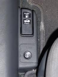 2005 honda civic trunk latch install component 9 steps