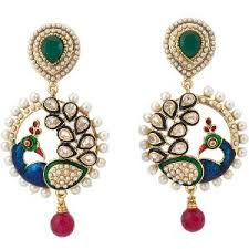 peacock earrings peacock earrings peacock soo beautiful