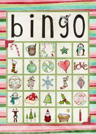 printable christmas bingo cards pictures 11 free printable christmas bingo games for the family inside