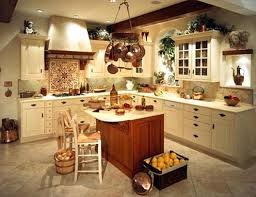 Country Style Kitchens Ideas French Country Kitchen Decorating Ideas Design Rustic Style