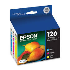 Capacity Amazon Com Epson T126520 Durabrite Ultra Color Combo Pack High