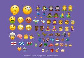 clean emoji new emoji 2017 popsugar news