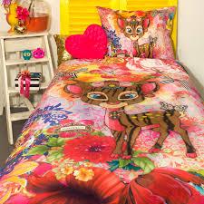 melli mello isabelle single bed linen set achica